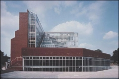 Cambridge History Faculty, James Stirling