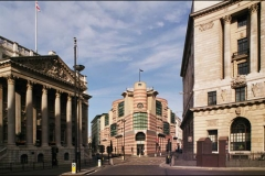 Number One Poultry by James Stirling and Michael Wilford